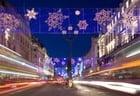 Foto decorazione natalizia - Londra