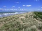 Foto dune costa mare