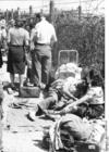 Foto Francia - campo di prigionieri