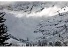 Foto lavanga di neve