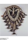 Foto maschera dansatrice Papua Nuova Guinea