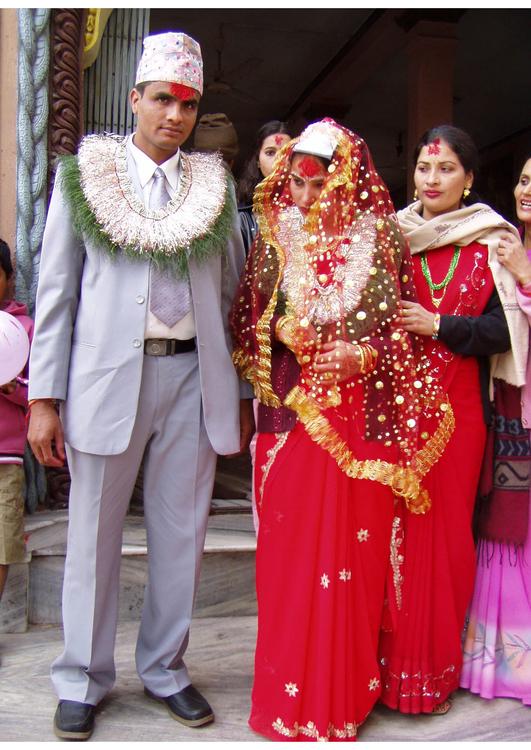 Matrimonio In Nepal : Fotografia matrimonio hindu in nepal imm. 8964. images
