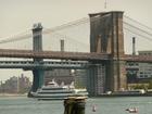 Foto New York  - Ponte di Brooklyn e Ponte di Manhattan