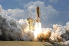 Foto Space Shuttle Atlantis