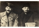 Foto Stalin e Lenin