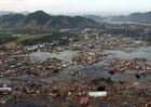 Foto villaggio dopo lo Tsunami