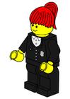 immagine agente di polizia