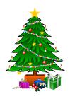 immagine albero di Natale