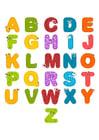 immagine alfabeto degli animali