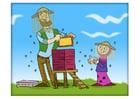 immagine apicoltore