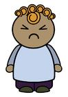 immagine arrabbiato