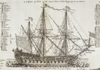 immagine Barca a tre veli - guerra