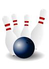 immagine bowling