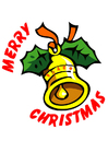 immagine campana natalizia