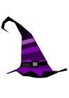 immagine cappello da strega