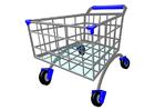 immagine carrello del supermercato