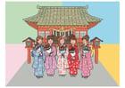 immagine chimono