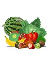 immagine cibo sano