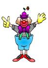 immagine clown