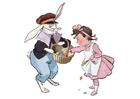 immagine coniglietto pasquale