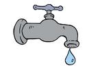 immagine consumo dell'acqua
