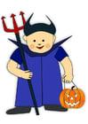immagine costume di Halloween