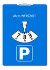 immagine disco di parcheggio