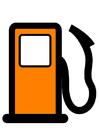 immagine distributore di benzina