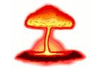 immagine esplosione nucleare