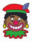 immagine faccia Zwarte Piet