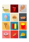 immagine fastfood