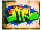 immagine graffiti
