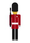 immagine Guardia reale britannica