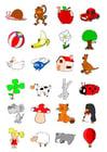 immagine icone per bambini piccoli