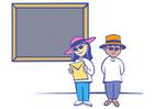 immagine in classe