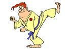 immagine karate