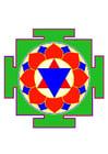 immagine Krishna Yantra