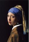 immagine la ragazza con l'orecchino perlato - Johannes Vermeer