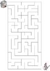 immagine labirinto - cavalliere