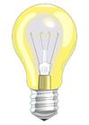 immagine lampadina accesa