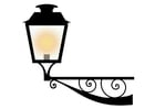 immagine lanterna antica
