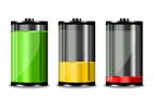 immagine livello di batteria