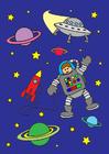 immagine lo spazio