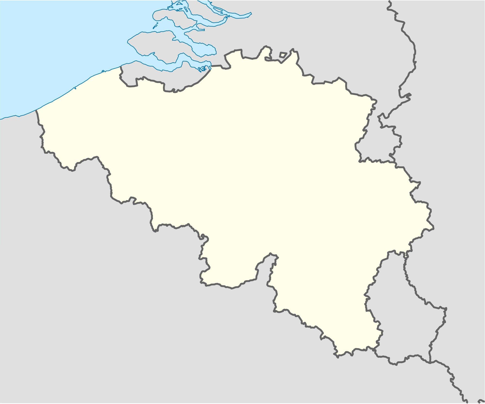 Cartina Del Belgio Da Stampare.Immagine Mappa Del Belgio Bianco Disegni Da Stampare Gratis