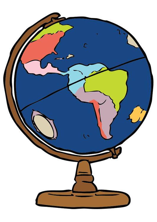 World History Globe