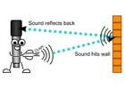 immagine microfono - eco