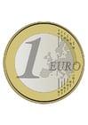 immagine moneta euro
