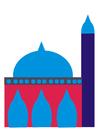 immagine moschea