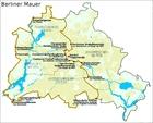 immagine muro di Berlino