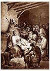 immagine nascita di Gesù